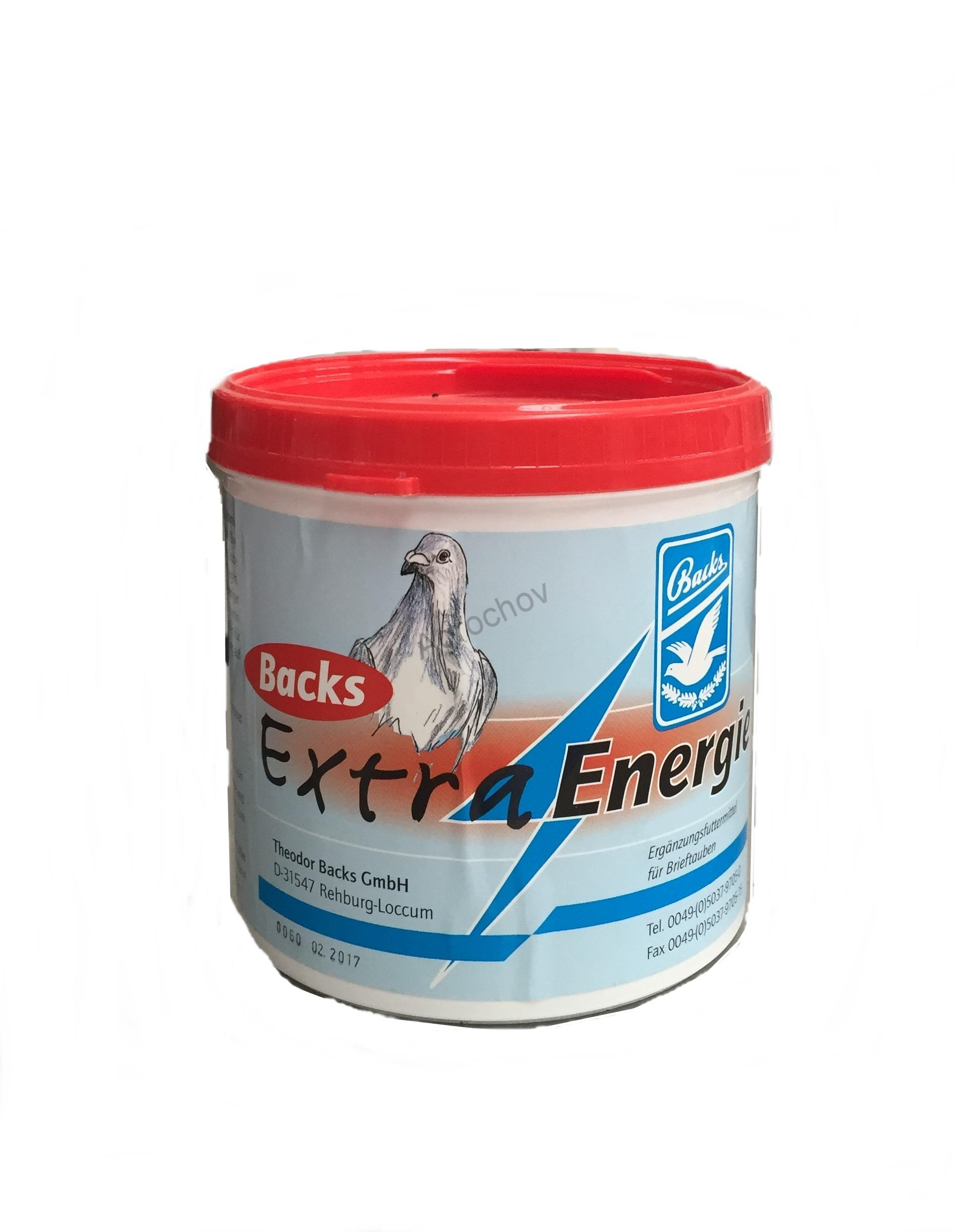 Backs Extra Energie 400 g
