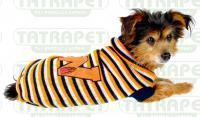 Sveter Striped Collage Jumper