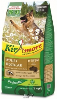 Kiramore dog adult regular 3kg